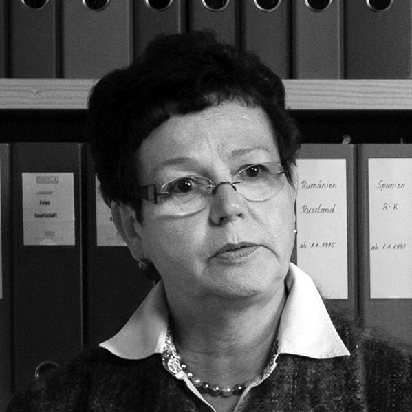 Seija Zimmermann  Ärztin, Mitglied des Vorstands am Goetheanum