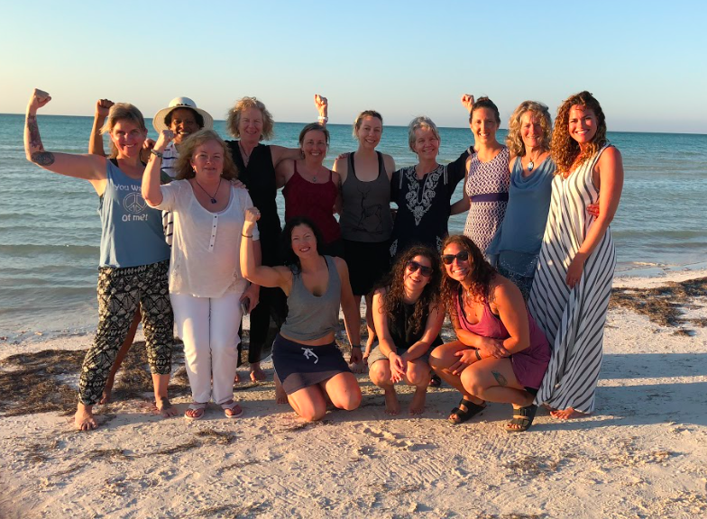 Holbox Writers, March 2018