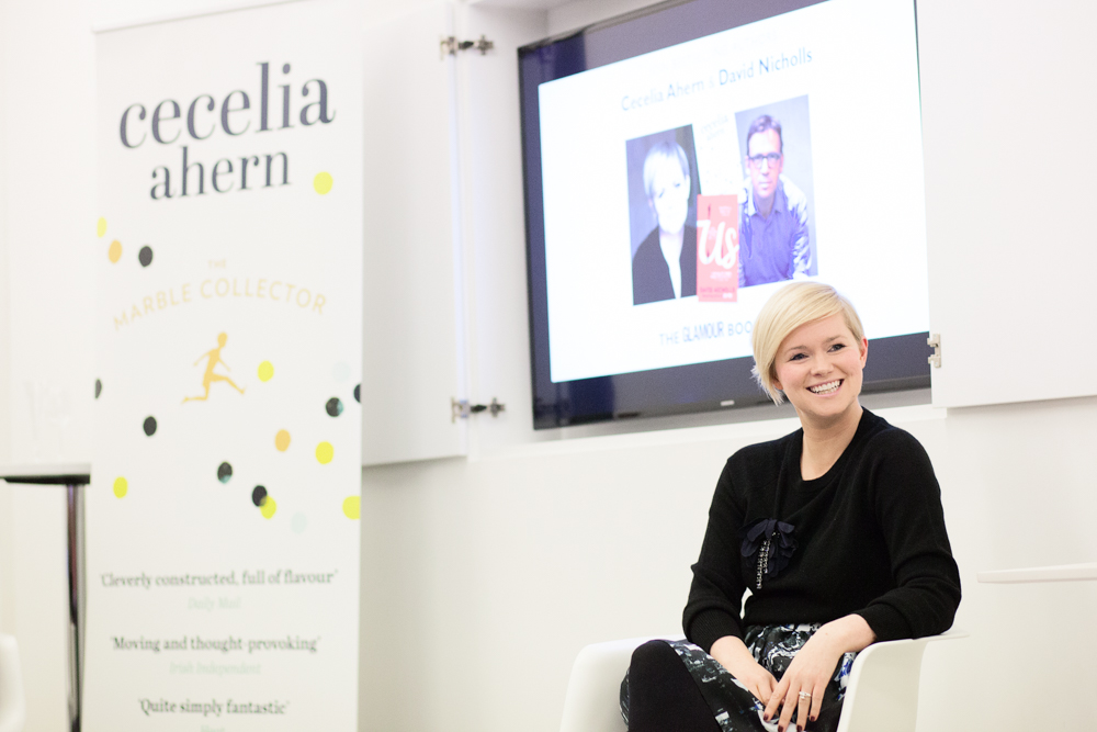 Glamour Book Club - Cecelia Ahern and David Nicholls - Low Res -56.JPG