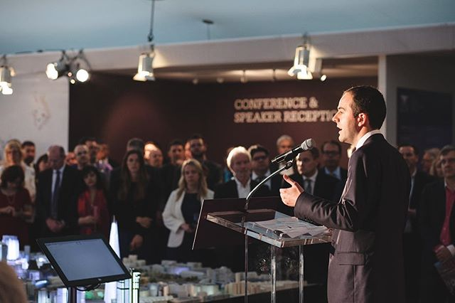 Deputy Mayor for Housing James Murray speaking at the London Real Estate Forum, produced by Timebased.  #LREF #London #eventprofs #events #eventphotography #IGLondon #eventproduction #conference