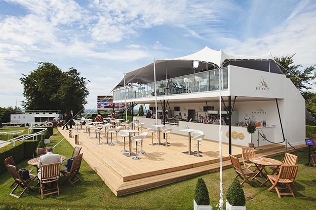 Great working with @halogroupcreative to photograph the temporary hospitality structure created for Qatar Goodwood Festival 2016  #TheHaloGroup #eventprofs #Goodwood #setdesign #events #eventphotography #tbt #ThrowbackThursday #VIP