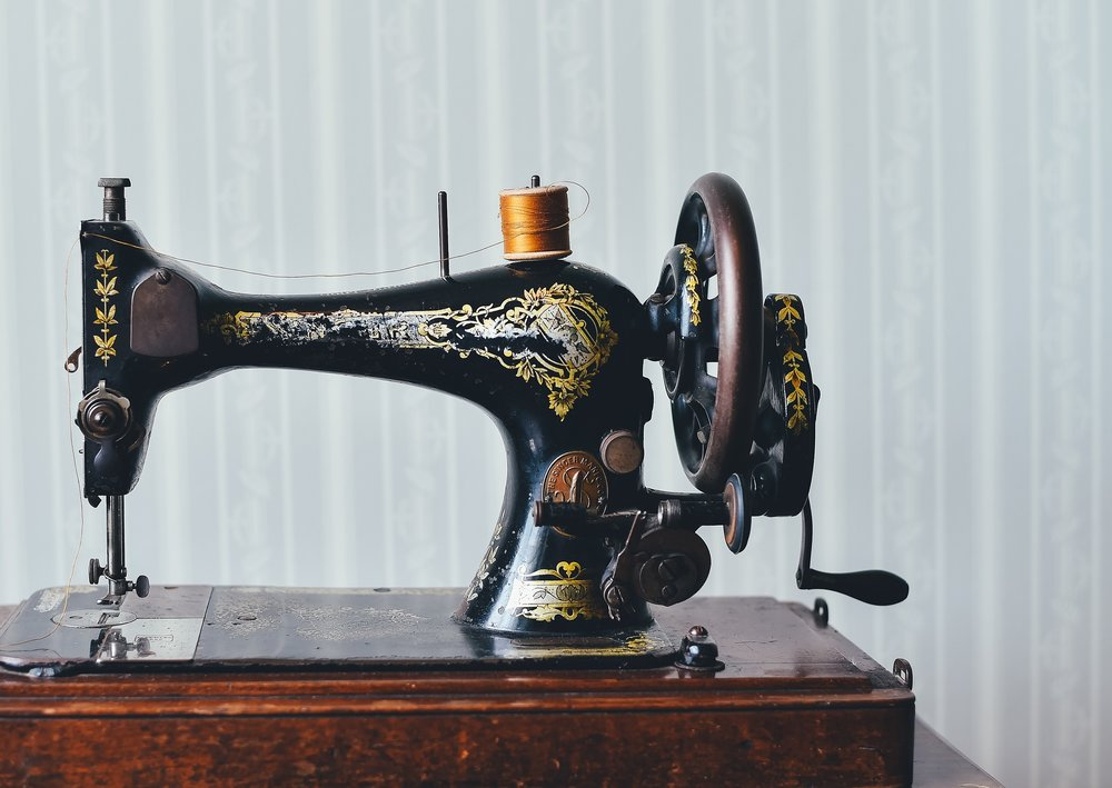 European  Sewing house -