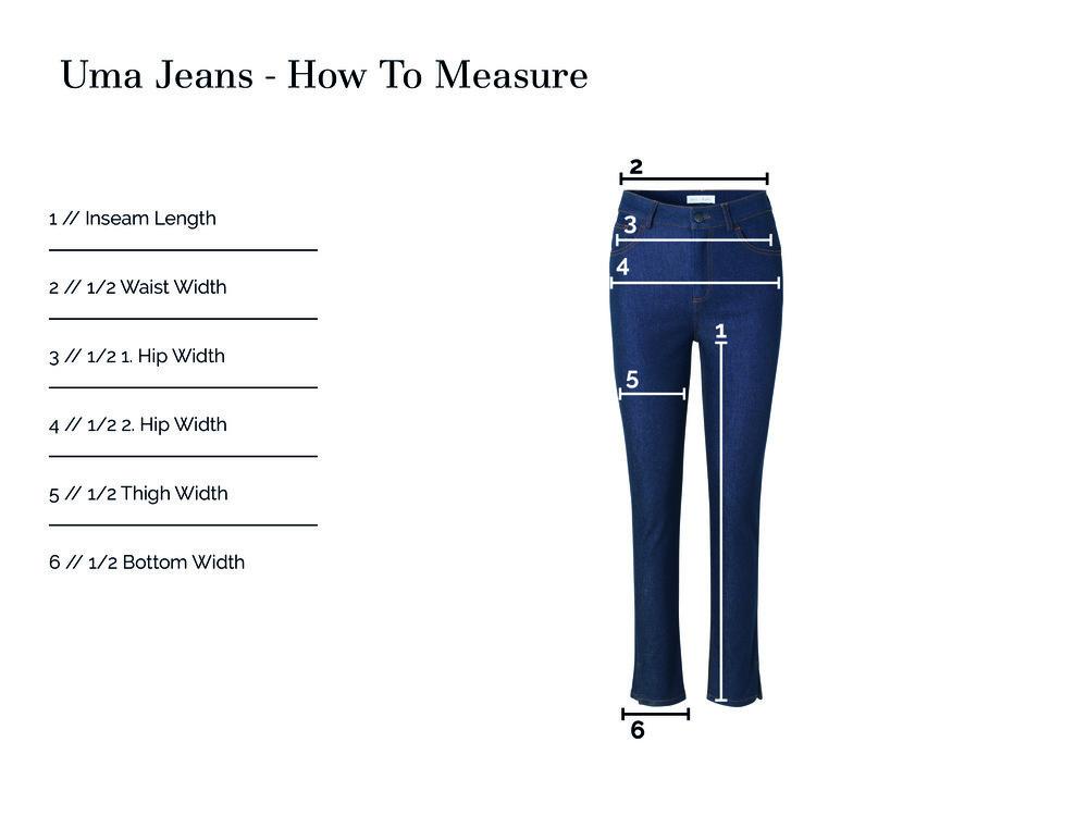 Uma Jeans HTM
