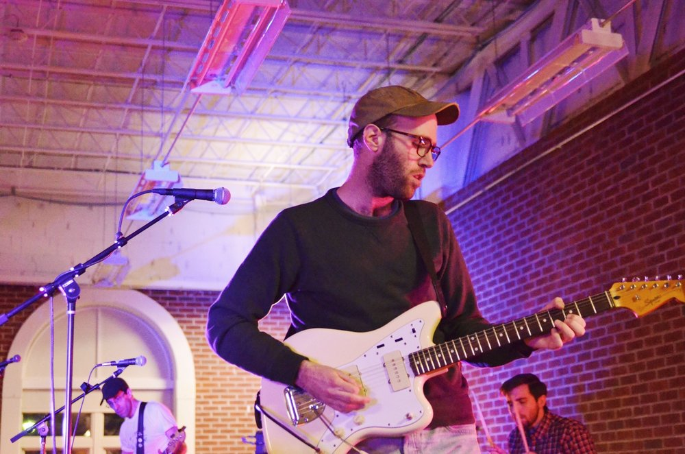 Matt Scottoline - Songwriter, singer, multi-instrumentalist from the indie band Hurry, based in Philadelphia, PA. @Hurryband