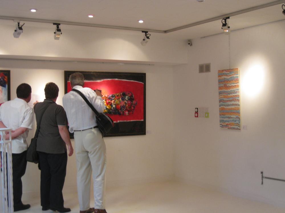 Art Galleries Europe, Exhibition Opening, 5-25-2012 (2).JPG