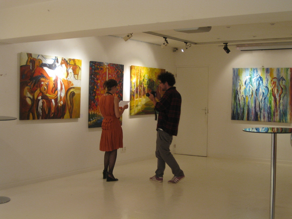 Art Galleries Europe, Exhibition Opening, 5-25-2012 (1).JPG