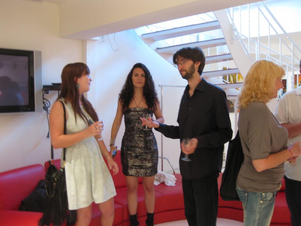 Art Galleries Europe, Exhibition Opening, 5-25-2012 (3).JPG