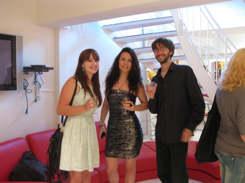 Art Galleries Europe, Exhibition Opening, 5-25-2012 (4).JPG