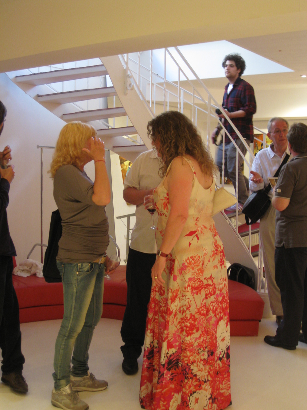 Art Galleries Europe, Exhibition Opening, 5-25-2012 (5).JPG