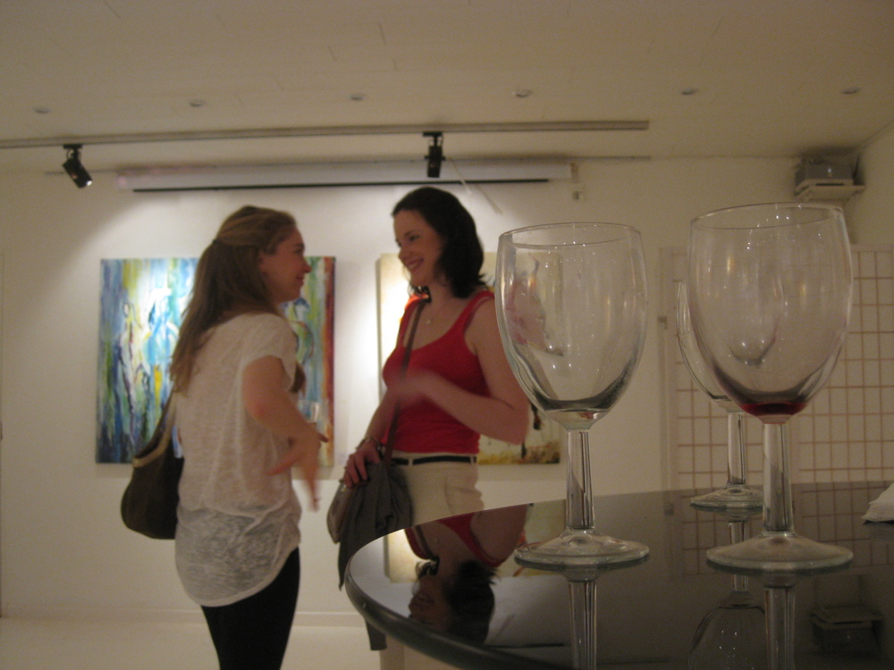 Art Galleries Europe, Exhibition Opening, 5-25-2012 (9).JPG