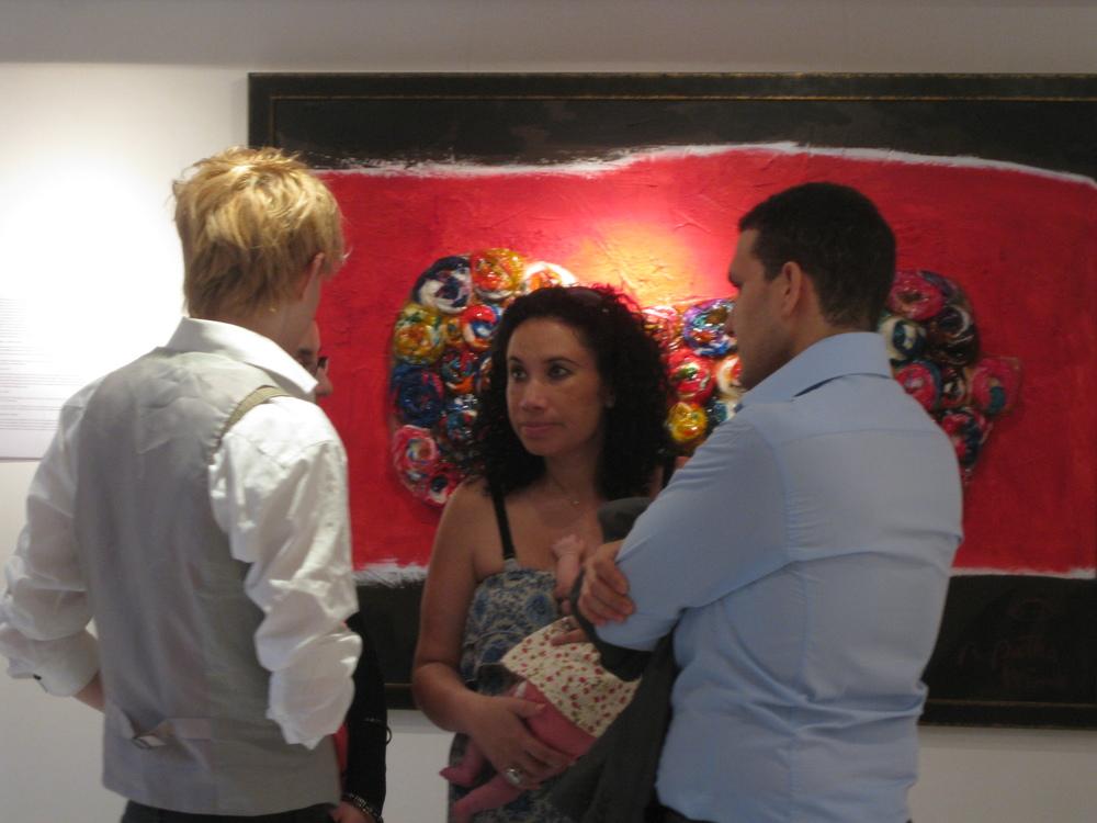 Art Galleries Europe, Exhibition Opening, 5-25-2012 (11).JPG