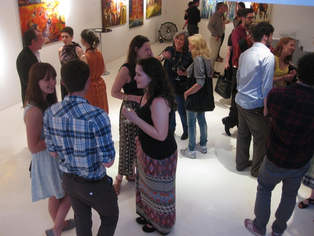 Art Galleries Europe, Exhibition Opening, 5-25-2012 (13).JPG