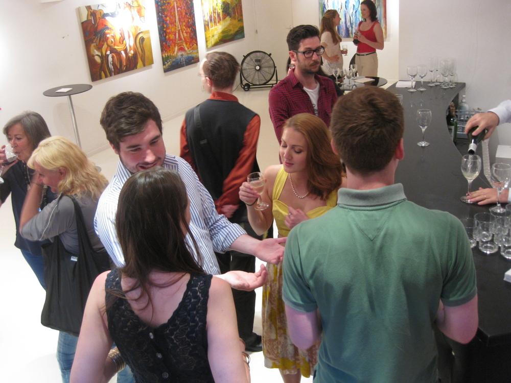 Art Galleries Europe, Exhibition Opening, 5-25-2012 (14).JPG