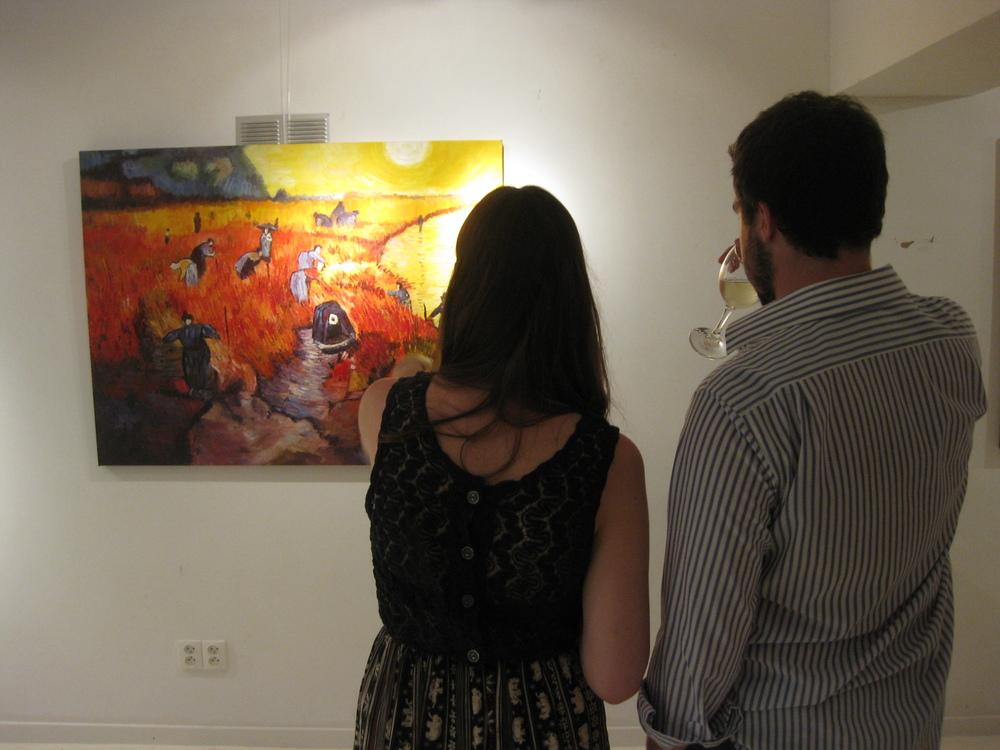 Art Galleries Europe, Exhibition Opening, 5-25-2012 (16).JPG