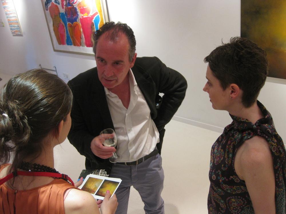 Art Galleries Europe, Exhibition Opening, 5-25-2012 (18).JPG