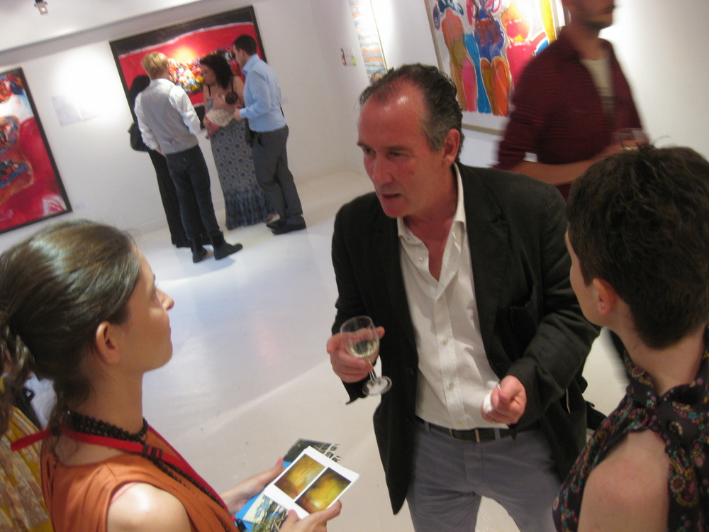 Art Galleries Europe, Exhibition Opening, 5-25-2012 (19).JPG