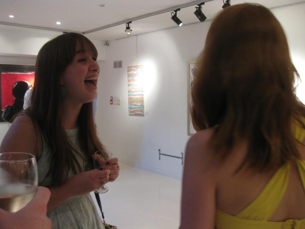 Art Galleries Europe, Exhibition Opening, 5-25-2012 (20).JPG