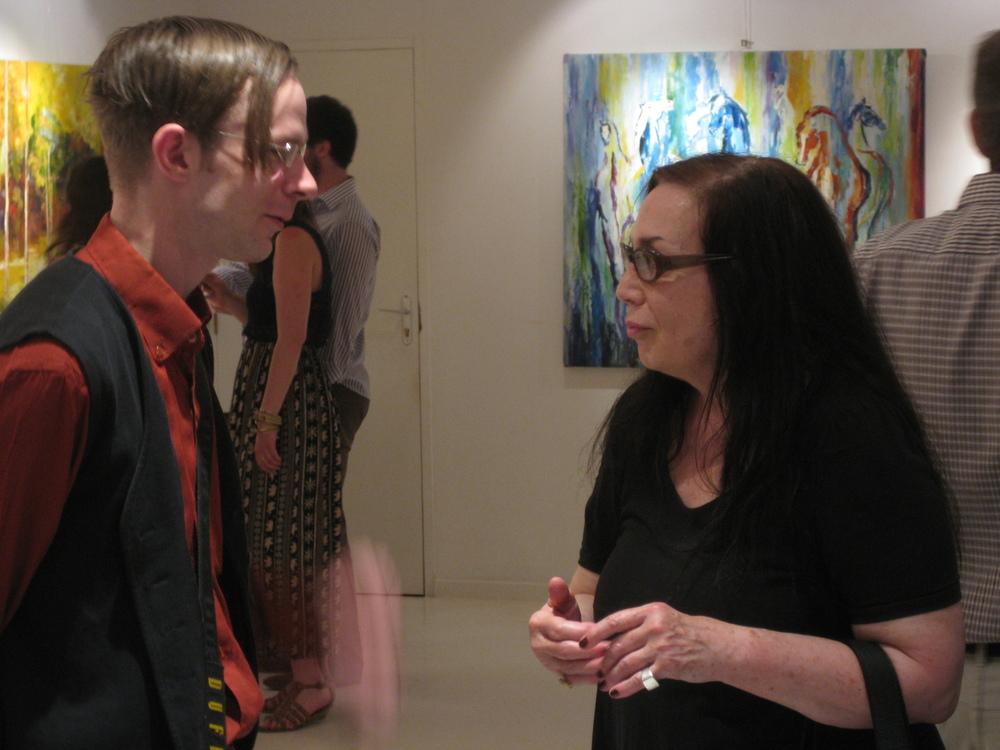 Art Galleries Europe, Exhibition Opening, 5-25-2012 (22).JPG
