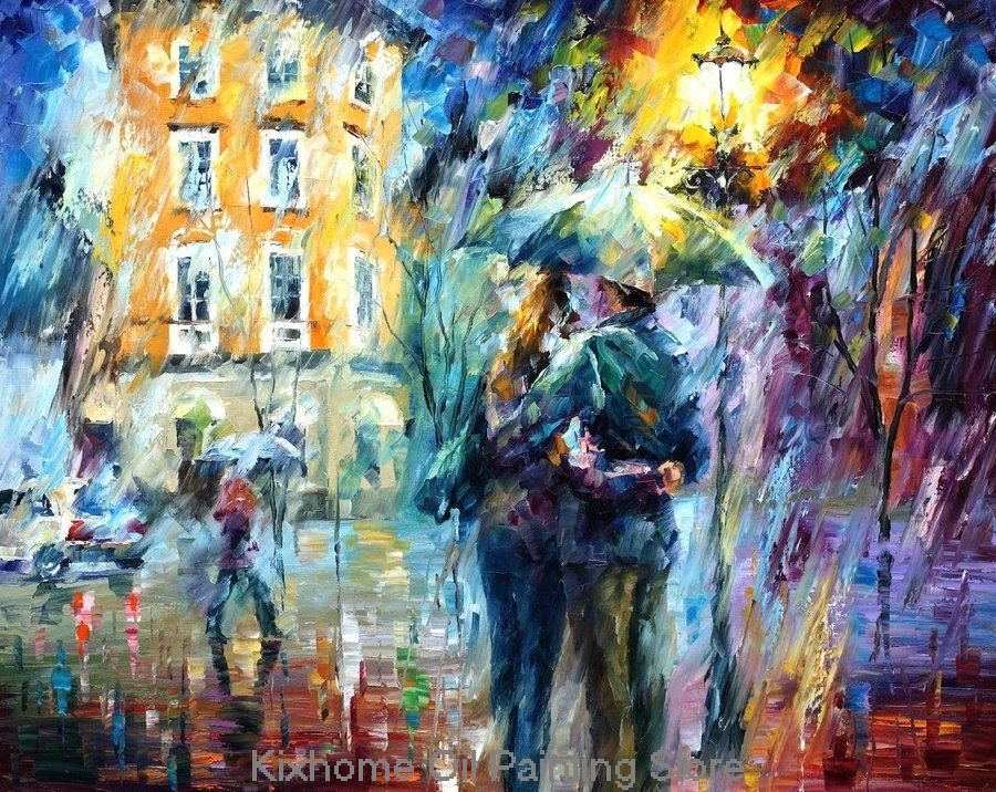 Leonid-Afremov-reproductions-Rain-of-love-100-hand-made-font-b-palette-b-font-font-b.jpg