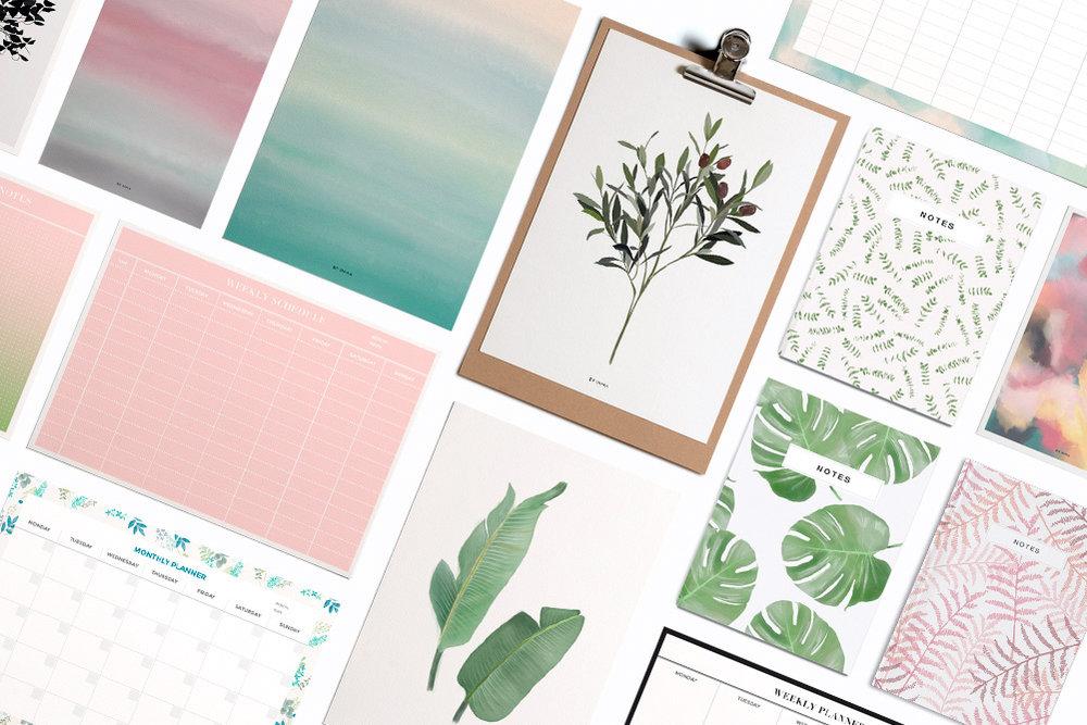 printable planners and prints By Inma.jpg