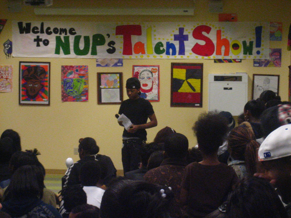 Urban Pathways Talent Show