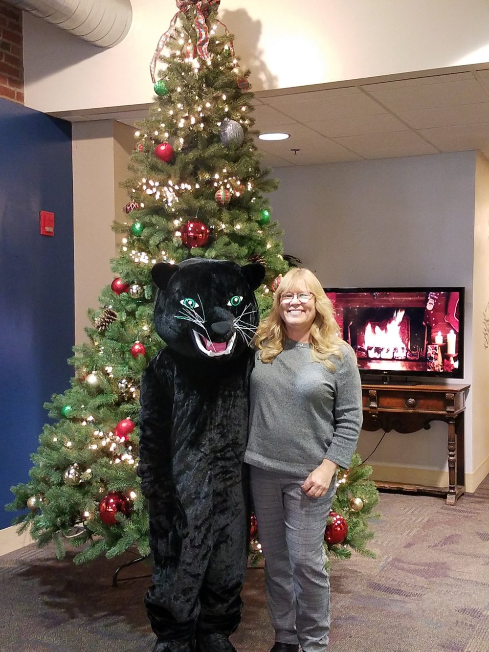 Urban Pathways Panther with principal