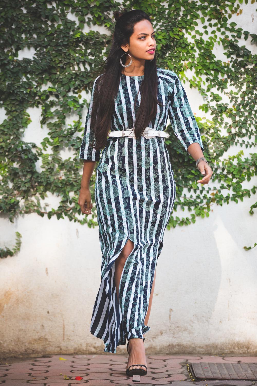 Dress -  Missa More  , Heels - ASOS , Earring - Forever 21 , Belt - Local Australian store.