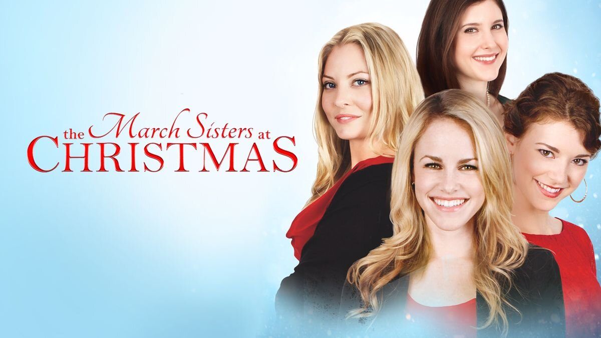 Episode 18 The March Sisters At Christmas Now Playing Network