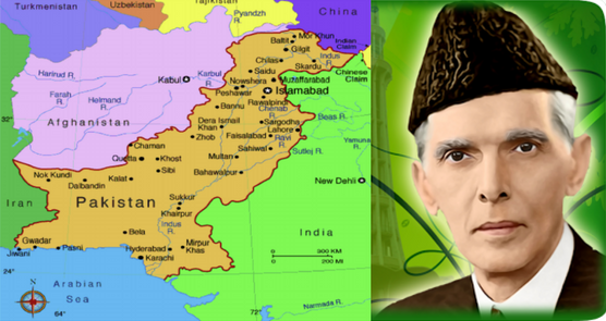 Mohammad Ali Jinnah, Founder of Pakistan