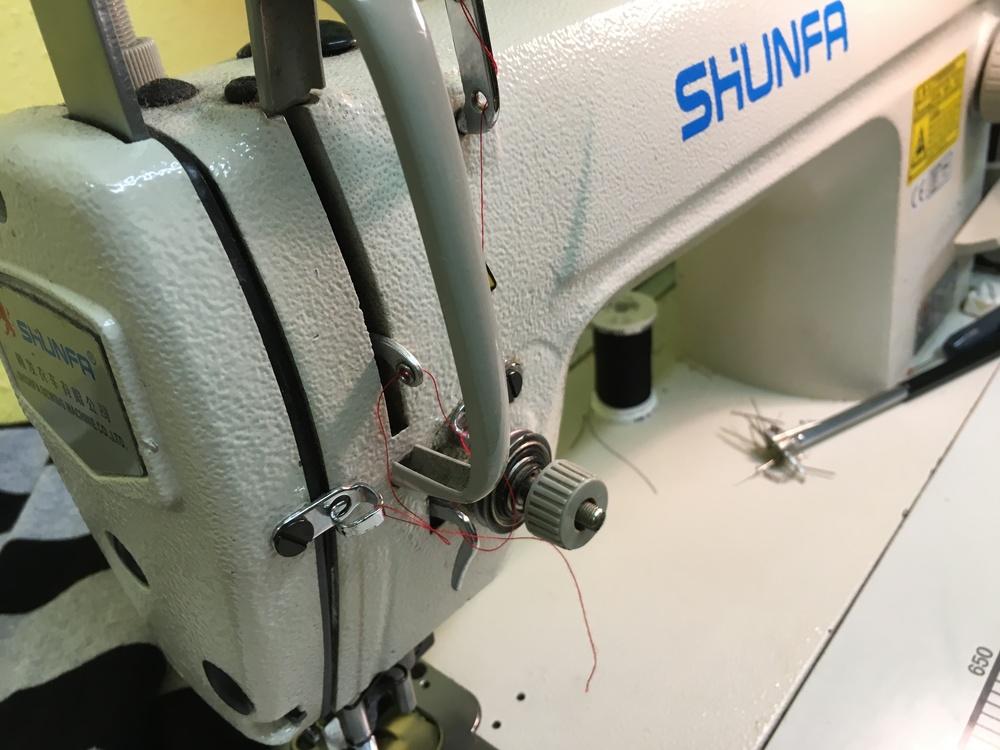 Siop Hefina's Workshop Sewing Machine