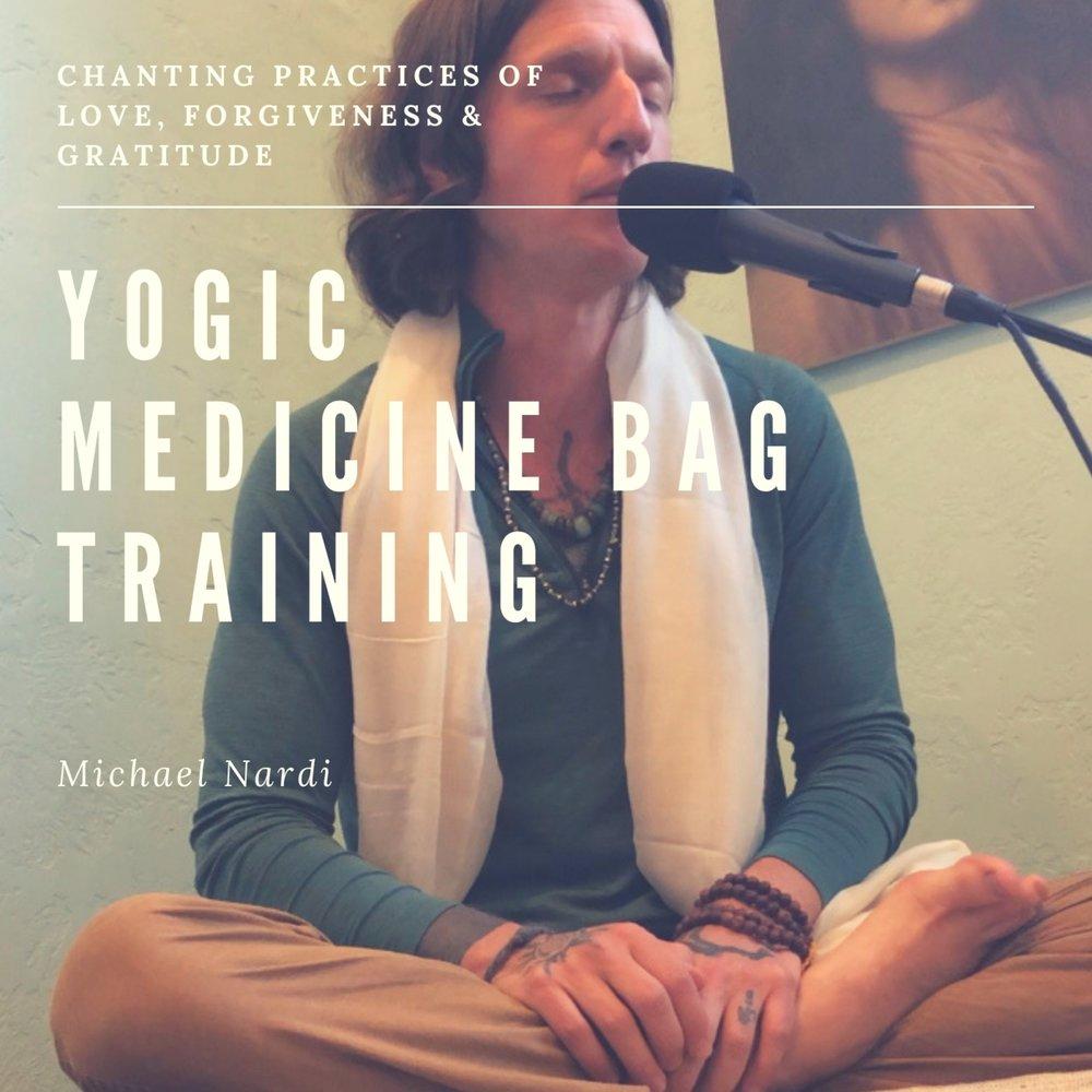 Yogic Medicine Bag Training Album Cover.jpg