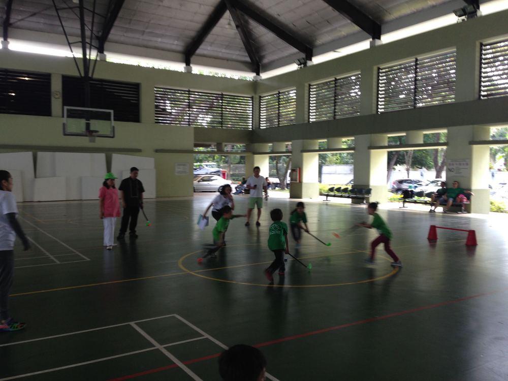 Filipino style sports day