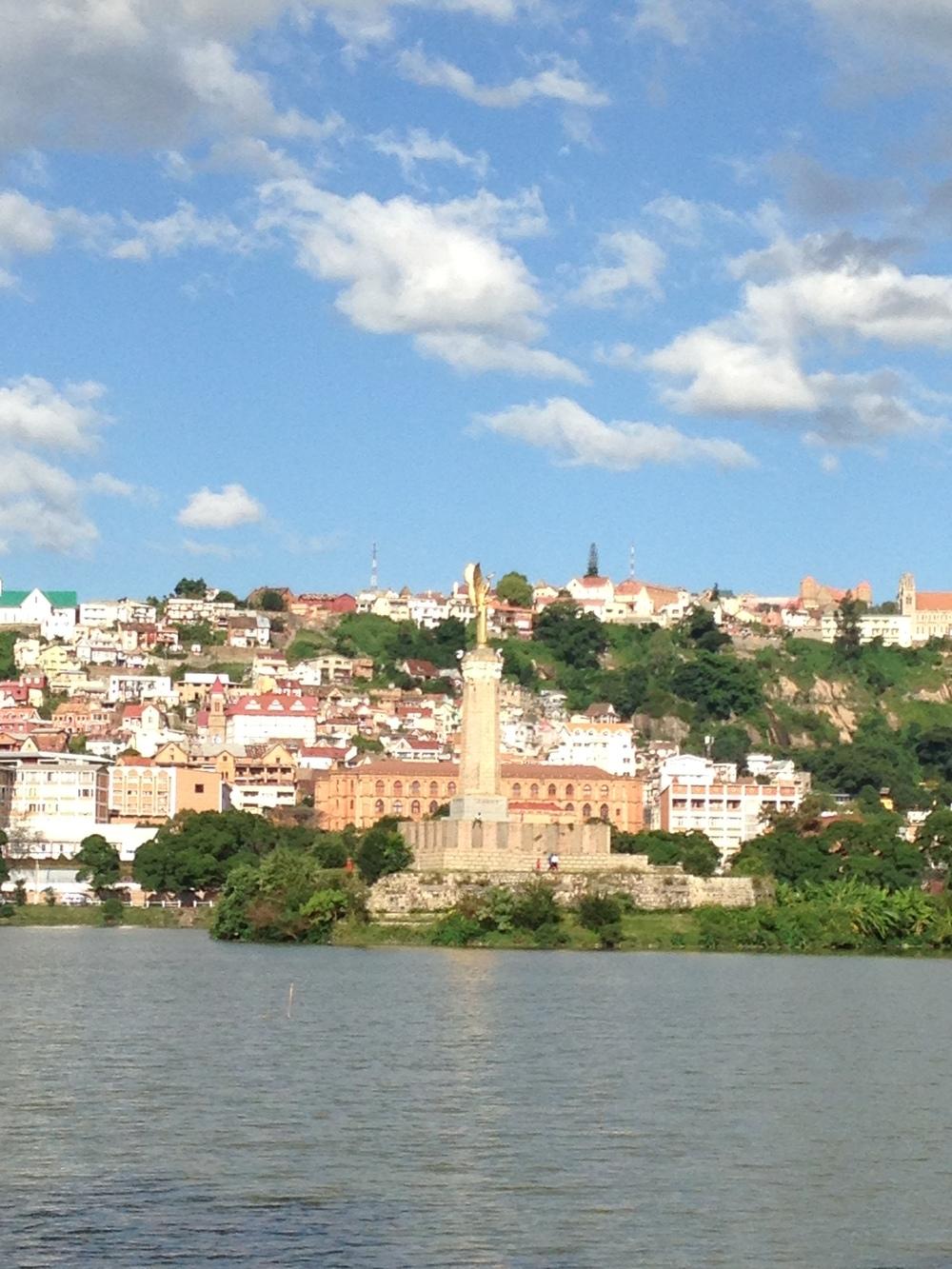 Antananarivo, the capital of Madagascar