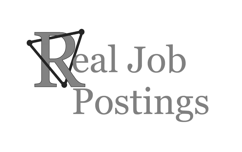 Real Job Postings