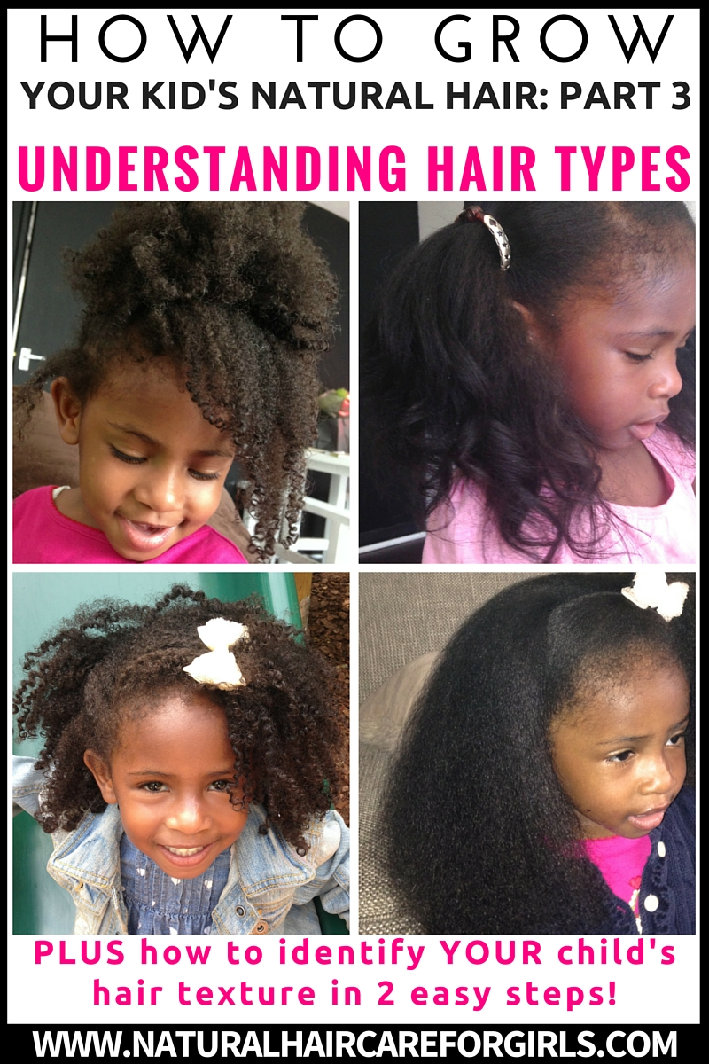 Wondrous How To Grow Kid39S Natural Hair For Beginners Part 3 Hair Types And Short Hairstyles Gunalazisus