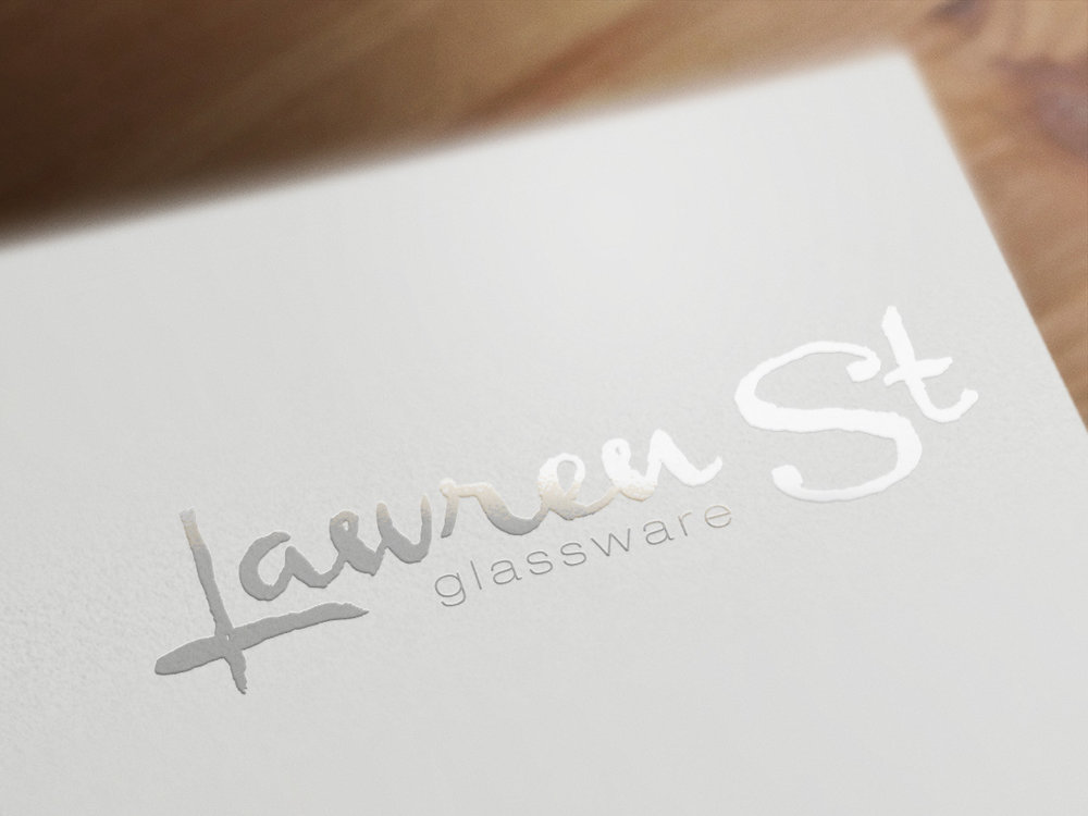 LAWREN ST GLASSWARE