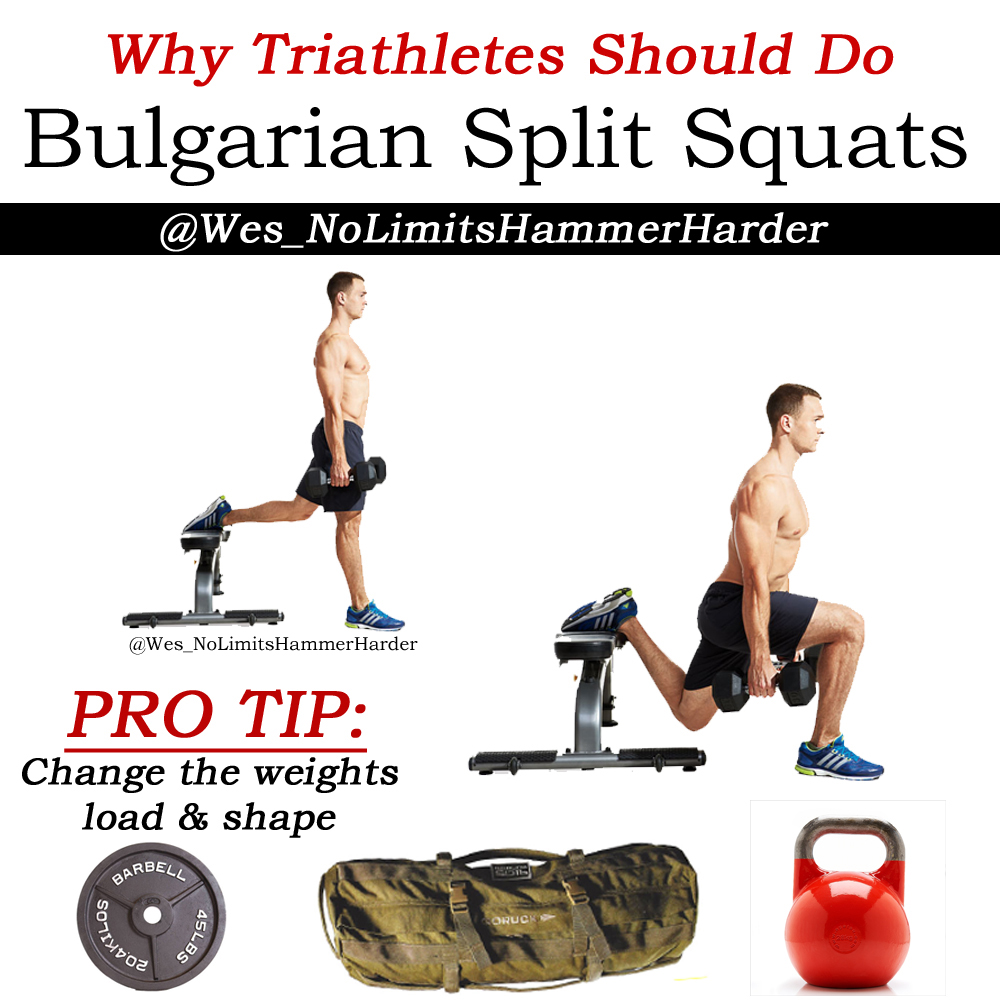 Why the SQUAT is important for Triathletes and Cyclists — No