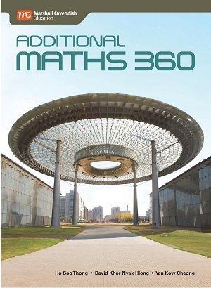 Additional Maths 360 Textbook