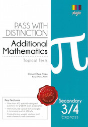 Pass With Distinction Topical Tests (Shinglee)