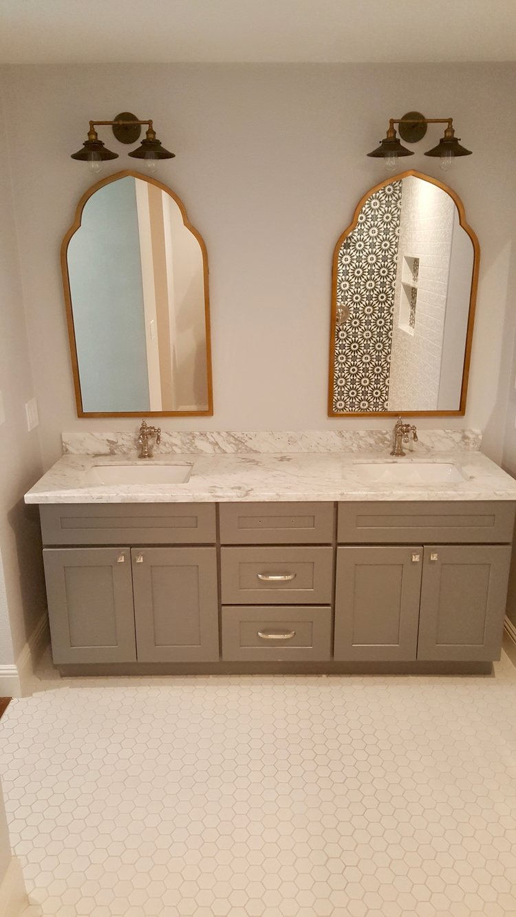 Walnut Creek Home Lamorinda Kitchen And Bath - Bathroom remodel walnut creek
