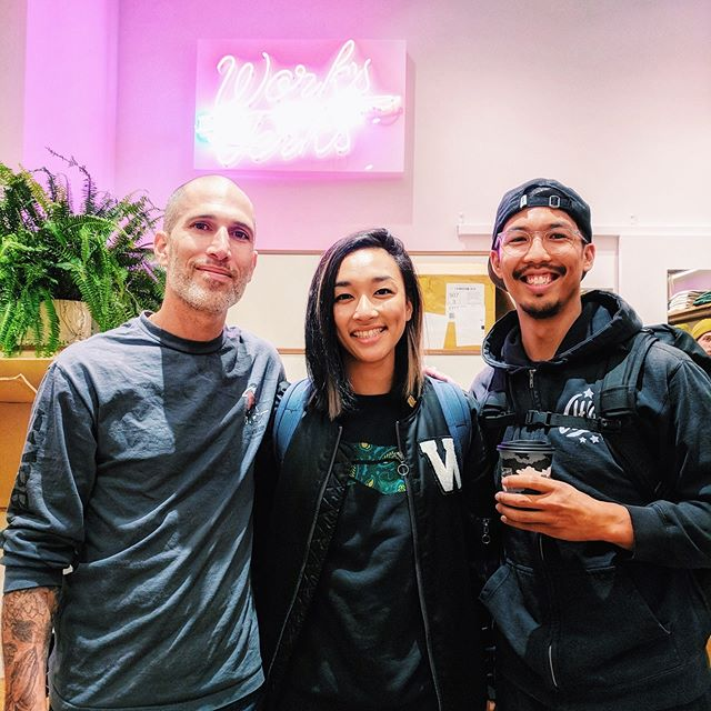 "Sending a virtual 🙏, 🎉, and 🎈to a guy who inspired us to define for ourselves what ""work"" should be in our lives. We have long followed @bennygold's story, and while we know no story is perfect, what he did share publicly moved us to intentionally be more free, playful, and human with the way we operate, which is often difficult...esp in the Bay Area. While we will miss the daily doses of inspiration, we could not be happier for you and your transition. Cheers to the close of this chapter and the opening of your next! . . . Friends - If you're looking for a solid example of how to use your values to make tough decisions, swing by his page for a little direction. 👍"