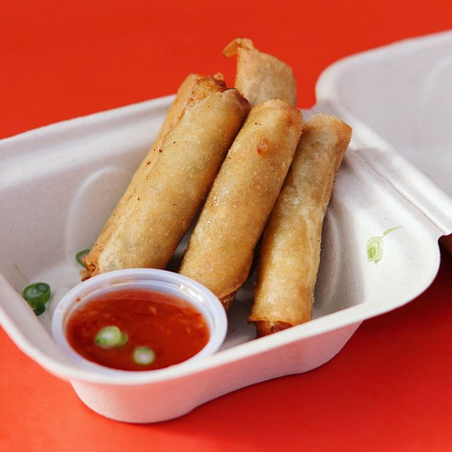 Today is National Lumpia Day! Come celebrate in the sun with us. 😎