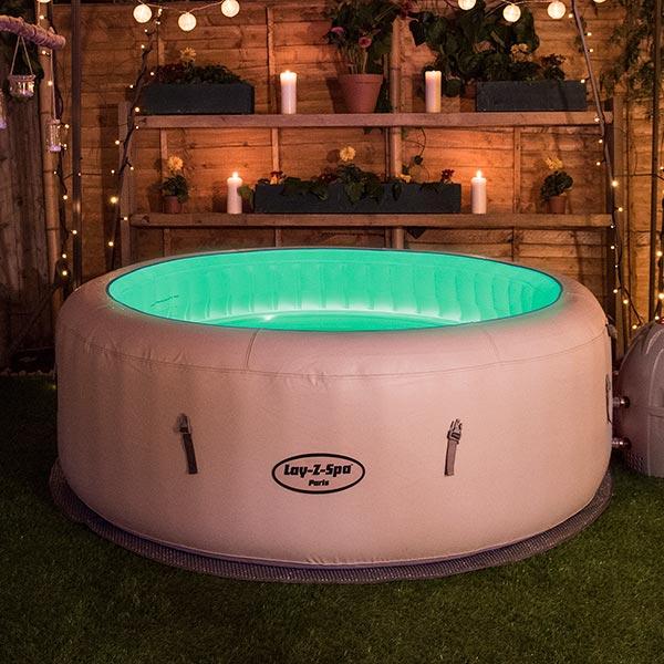 Lay-Z-Spa Paris - our premium, high-quality hot tub