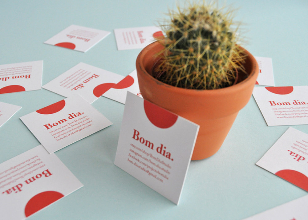 bomdia_cards