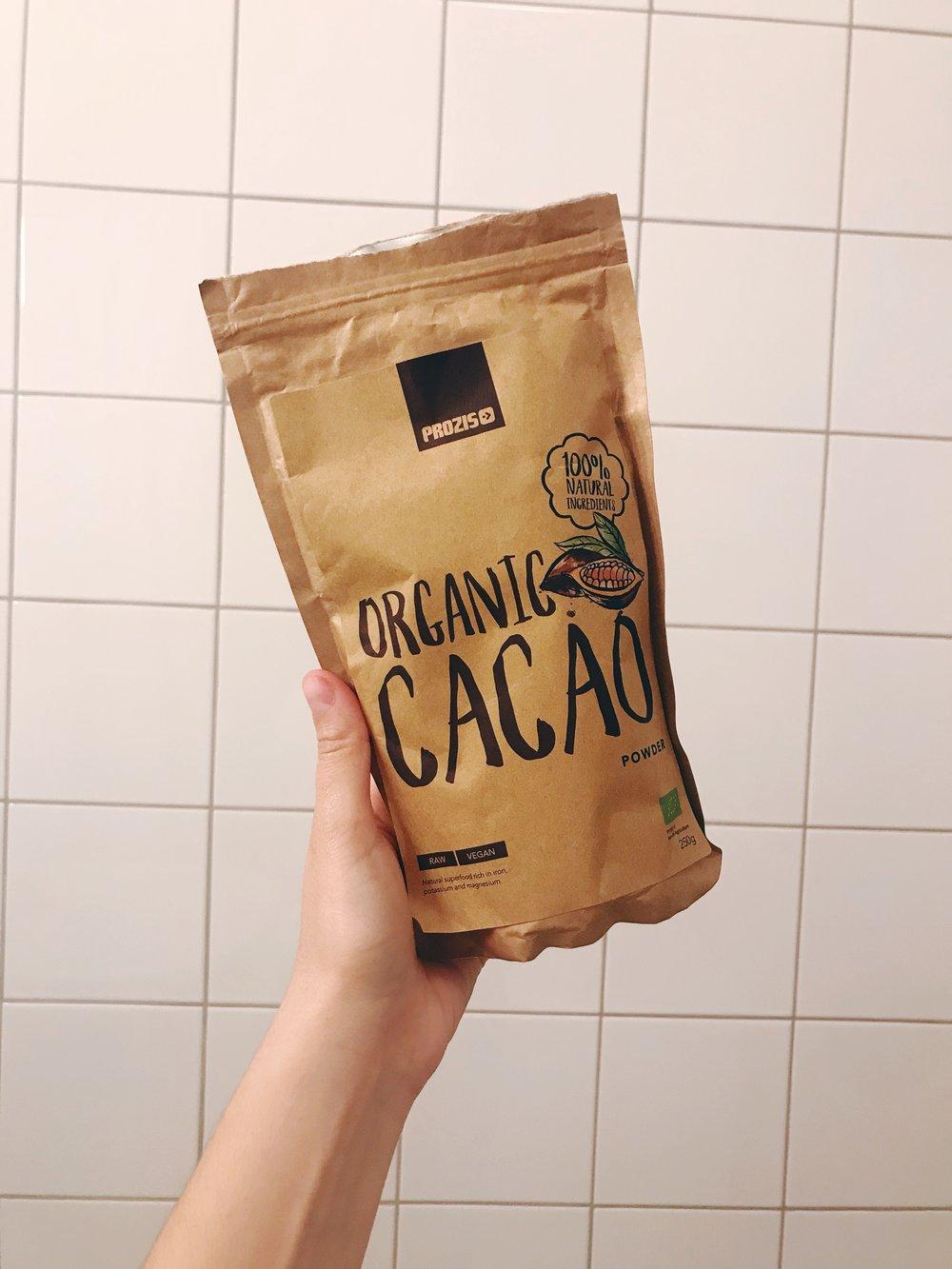 cacao-prozis