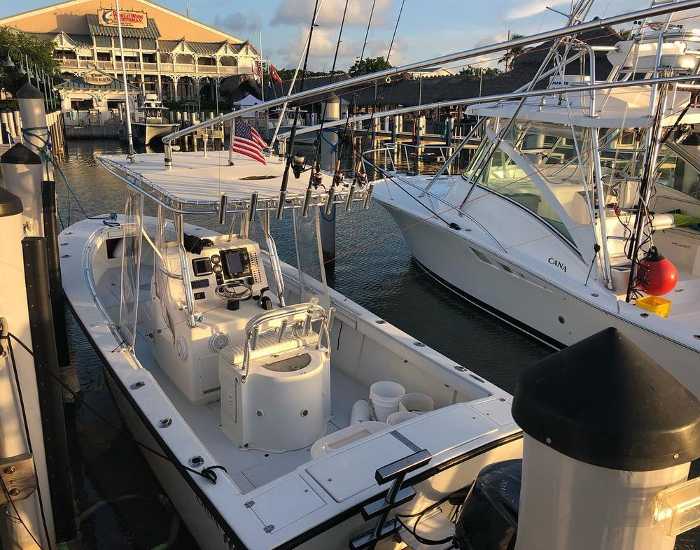deep sea fishing charters islamorada