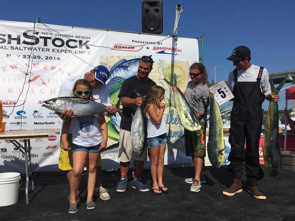 Coming in strong with Top Tunas and mahi's along with sailfish release!