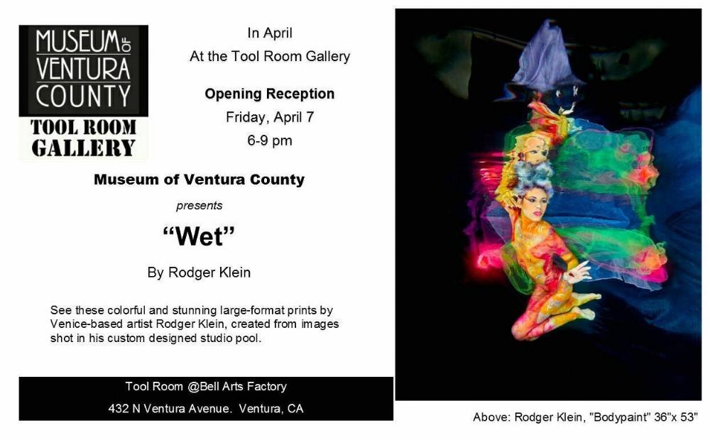 Ventura Museum Ventura, Calif April 7-30, 2017