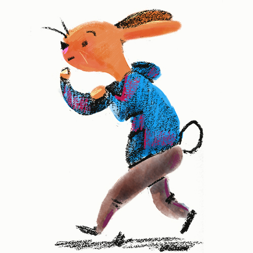 Mod Peter Rabbit