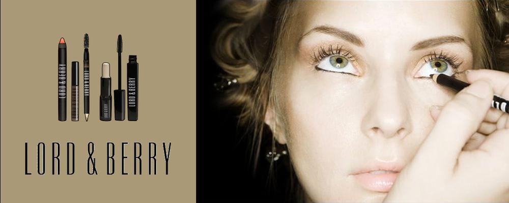 La linea professionale makeup di Lord&Berry che proponiamo è lo standard utilizzato in passerella.